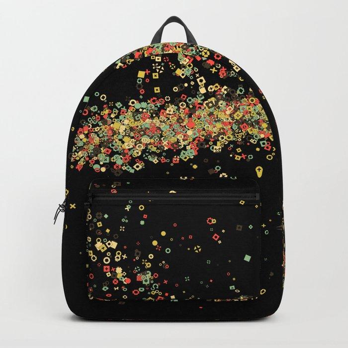 Shapes Nebula Backpack