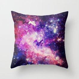 Eet Throw Pillow