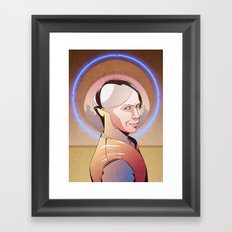 Chaos (Zorg - The Fifth Element) Framed Art Print