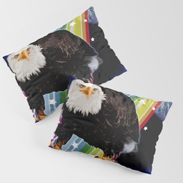 The Eagle Has Landed Pillow Sham