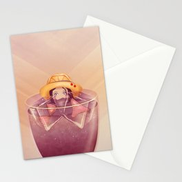 Summer Drink Stationery Cards