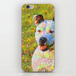 Dream Dog iPhone Skin