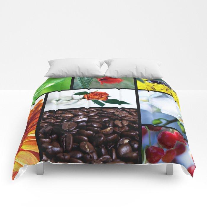 Natur im Herzen  Comforters