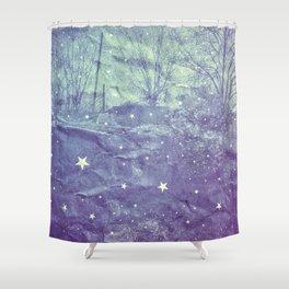 Sageun-dong Shower Curtain