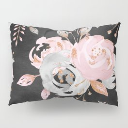 Night Roses 2 Pillow Sham