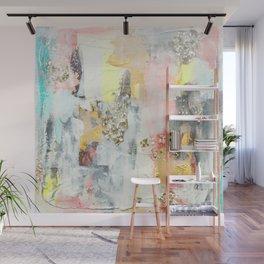 Abstract #3 by Jennifer Lorton Wall Mural