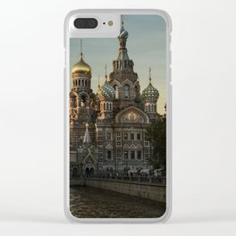 Church of the Savior on Blood Clear iPhone Case