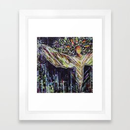 Come To Love Framed Art Print