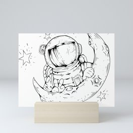Star Mini Art Print