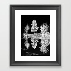 The Thaw Norway Framed Art Print