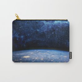 Earth and Galaxy Carry-All Pouch