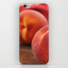 Peaches for Days iPhone & iPod Skin