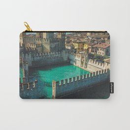 Catle in the water Carry-All Pouch