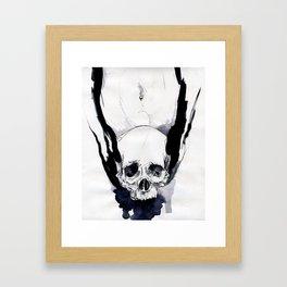DEATH COOCH Framed Art Print