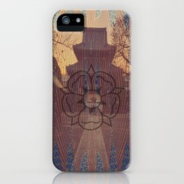 Once Upon A Time in Tokyo XV iPhone Case