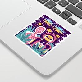 Two Souls Sticker