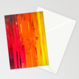 Concrete Poems I Stationery Cards
