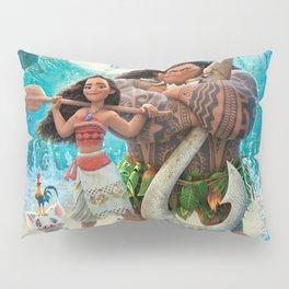 Moana 2 Pillow Sham