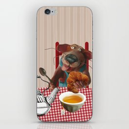 DOG iPhone Skin