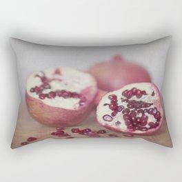 Pomegranate Rectangular Pillow