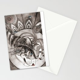 Cata Hari Stationery Cards