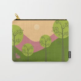Kawai landscape breaking Dawn Carry-All Pouch