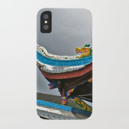 Temple Rooftop iPhone Case