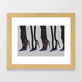 Solange 3 Framed Art Print