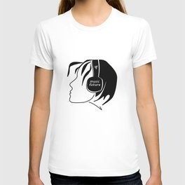 The music of the future 1 T-shirt