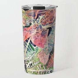 botanical art Travel Mug