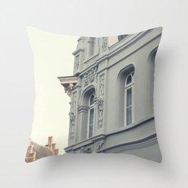 Gable Corner Throw Pillow