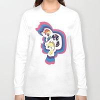mlp Long Sleeve T-shirts featuring MLP by pixel.pwn | AK