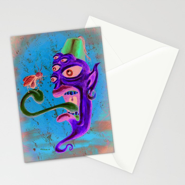 Annoyances Stationery Cards