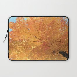 Autumn Explosion Laptop Sleeve