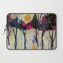 Some Warmth in Winter Laptop Sleeve