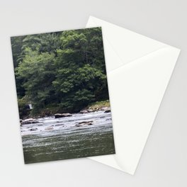 Calming the River Stationery Cards