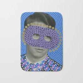 Mask Of Sadness Bath Mat