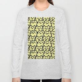 Cats  New colour 124 Long Sleeve T-shirt