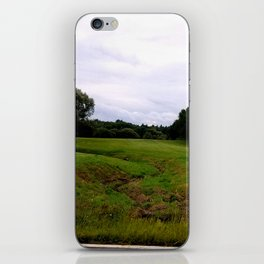 Mill Valley Road iPhone Skin