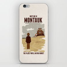 Montauk iPhone Skin