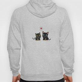 Cats in Love Hoody