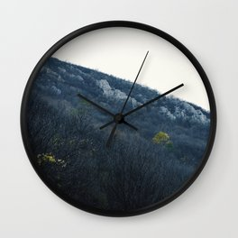 Dark Forest No1 Wall Clock