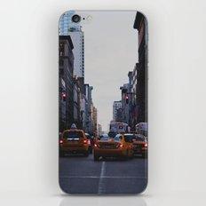 New York Traffic iPhone & iPod Skin