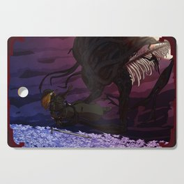 Bloodborne Child of the Moon Presence Cutting Board