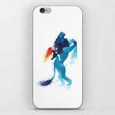 Lion Rider iPhone Skin