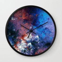 Celestials - Blissful Ignorance Wall Clock