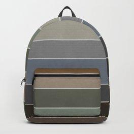 Earthtone colors Backpack