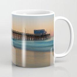Solitary Seagull Coffee Mug