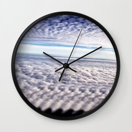 Sky's Not The Limit Wall Clock