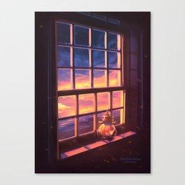 Seafare Canvas Print